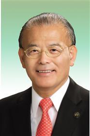 市長の写真令和2年3月