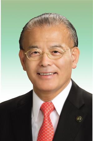 令和元年市長の写真