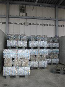 リサイクルプラザでリサイクル後の写真