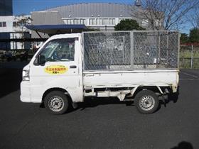小型車(軽トラ)
