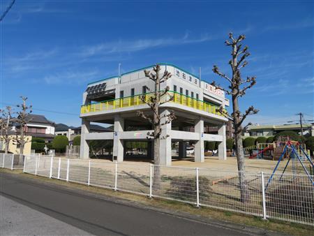 池船津波避難タワー4
