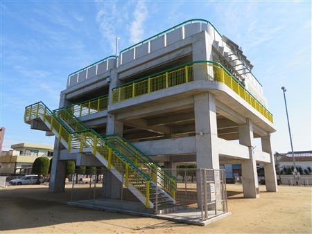 池船津波避難タワー2