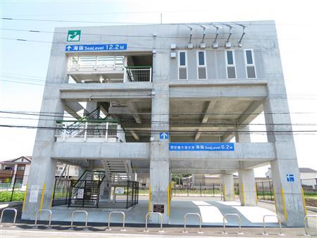 女島津波避難タワー1