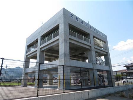 女島津波避難タワー2