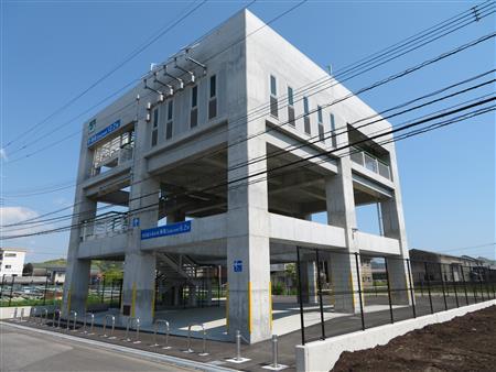 女島津波避難タワー3